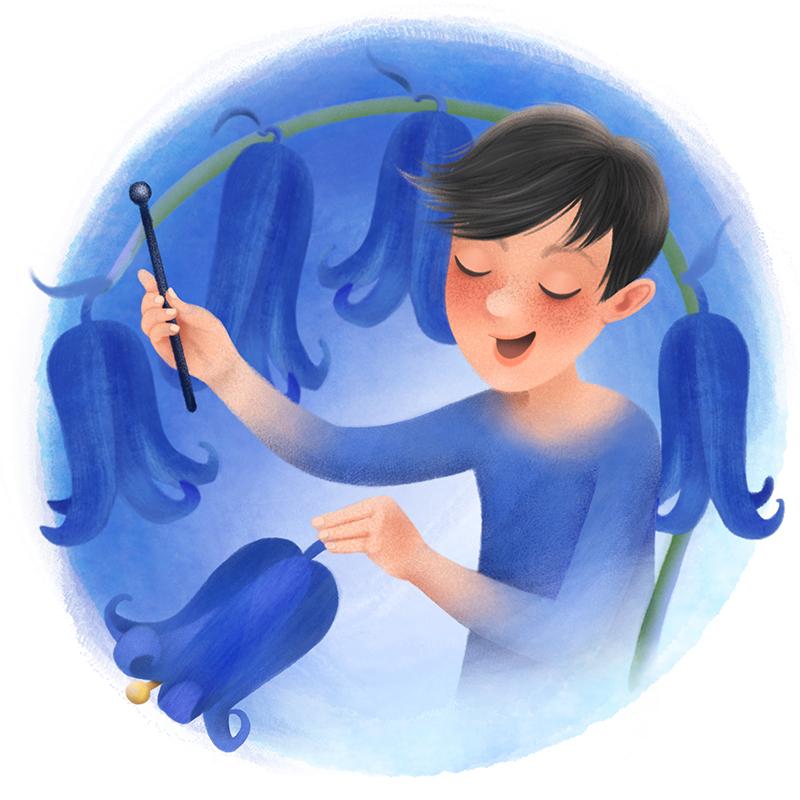 Bluebell Boy