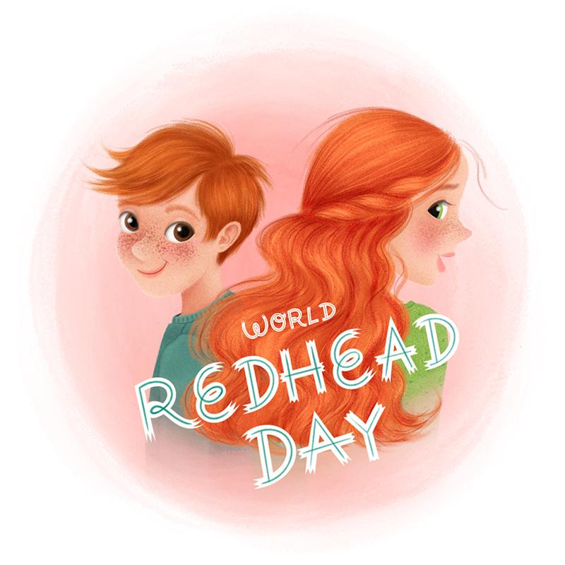 World Redhead Day